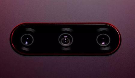 LG V40 ThinQ cámaras