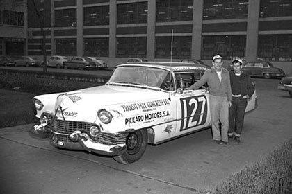 1954 Cadillac 'Carrera Panamericana'