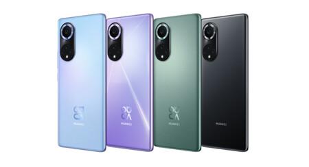 Huawei Nova 9 y Huawei Nova 9 Pro: dos mellizos 4G con pantalla OLED de 120 Hz y carga rápida de hasta 100 W