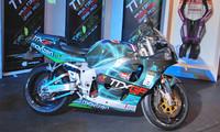 ¿A 200 km/h en una moto eléctrica?