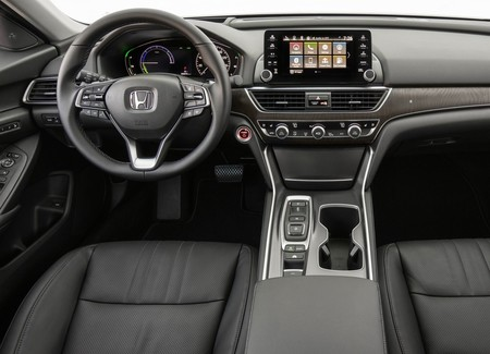 Honda Accord 2018 Mexico 3