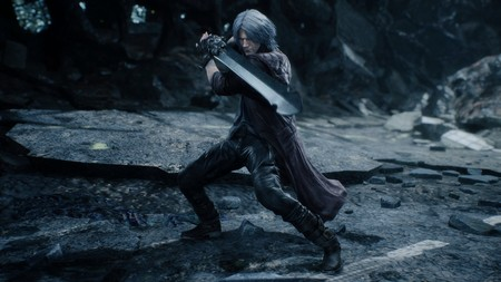 Dante Rebellion Sword Devil May Cry 5 Y7624