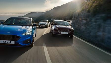 Ford Focus 2019 39