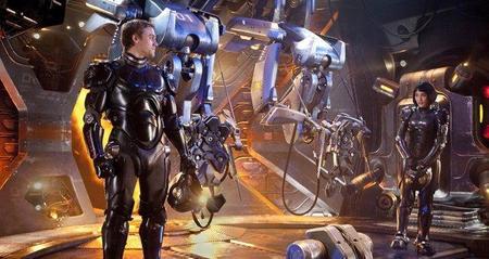 'Pacific Rim', primeras imágenes de la espectacular nueva película de Guillermo Del Toro