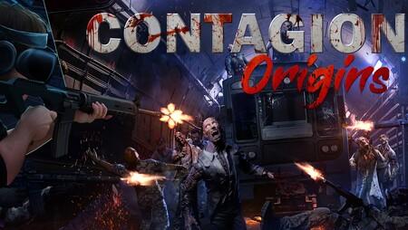 Hemos jugado a Contagion Origins, la nueva experiencia de realidad virtual de Virtual Arena dedicada a machacar a una invasión de zombis