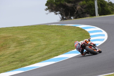 MotoGP Australia 2012: pole para Casey Stoner, Sandro Cortese y Pol Espargaró
