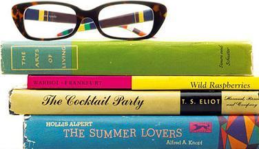 Gafas para leer de Kate Spade