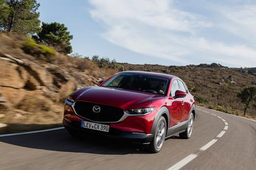 Probamos el Mazda CX-30: el equilibrio entre los SUV de Mazda destaca por su completo equipamiento tecnológico