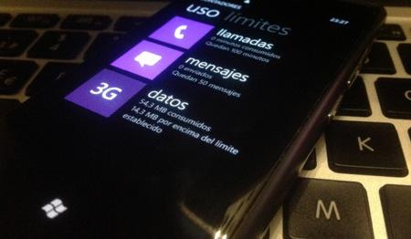 Nokia contadores