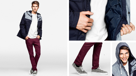 Looks Divided H&M Sport