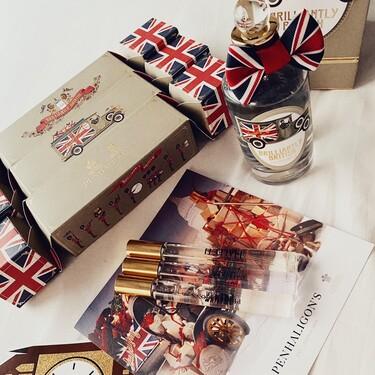 Este año 2020, Penhaligon's nos trae una la Navidad cargada de cofres de perfumes de lujo con el estilo más británico
