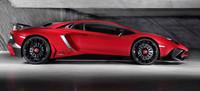 Lamborghini Aventador Superveloce Roadster, solo se harán 500 unidades y estás deseando verlo