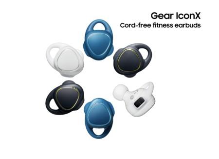 Gear Iconx 8