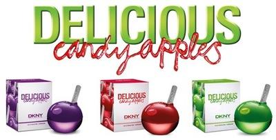 Las nuevas y deliciosas Candy Apples de DKNY