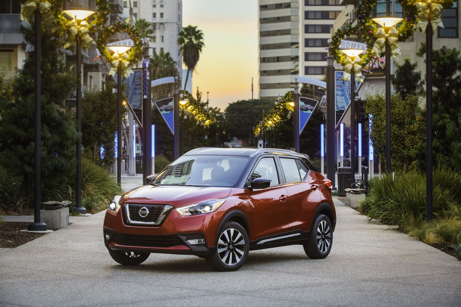 Foto de Nissan Kicks (US-spec) (2/27)