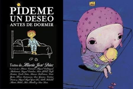 """""""Pídeme un deseo antes de dormir"""", cuentos sobre niños con cáncer"""
