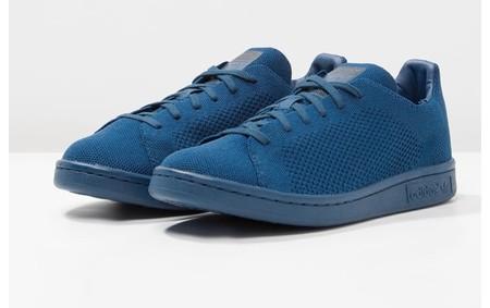 70% de descuento en las zapatillas Adidas Originals Stan Smith PK en azul: ahora sólo 26,95 euros en Zalando