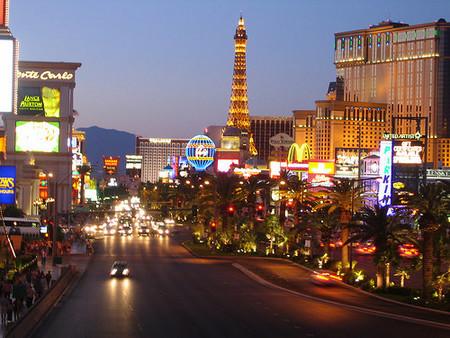 Noche en Las Vegas. Tus fotos de viaje