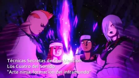 Este es el nuevo pack de personajes para Naruto Shippuden Ultimate Ninja Storm 4