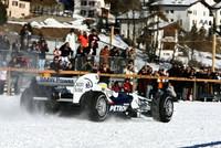 BMW Sauber sobre la nieve
