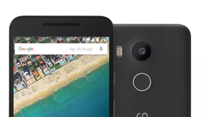 El gesto en el sensor de huellas digitales llega al Nexus 5X