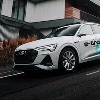 """El coche de hidrógeno es """"absurdo"""" para el CEO de Audi, que apuesta por los coches 100% eléctricos para el futuro"""