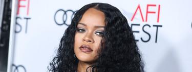 Rihanna se apunta a la tendencia de las manicuras carey y nos encanta