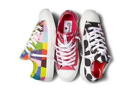 Converse Love Marimekko, el colorido hecho zapatilla