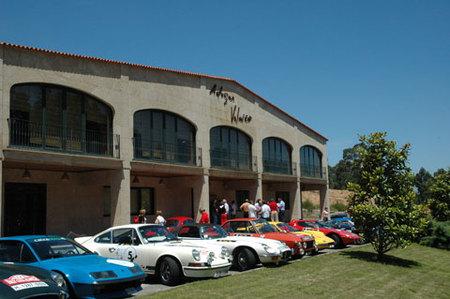Arranca el V Rally Costa Altántica Classic