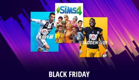 Origin da comienzo a sus rebajas por el Black Friday 2018 y te hemos seleccionado las mejores ofertas