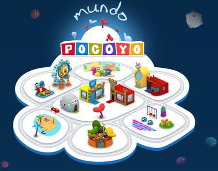 Mundo Pocoyó, el universo virtual de Pocoyó