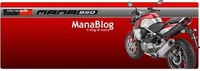 Manablog, blog oficial de la Aprilia Mana