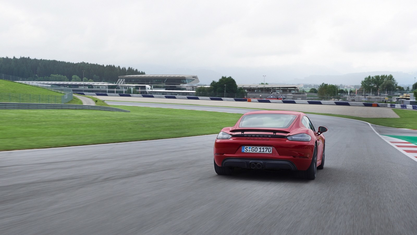 Foto de Porsche 718 GTS (9/16)