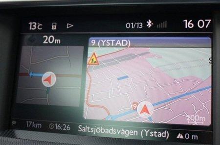 Mi GPS hace cosas extrañas