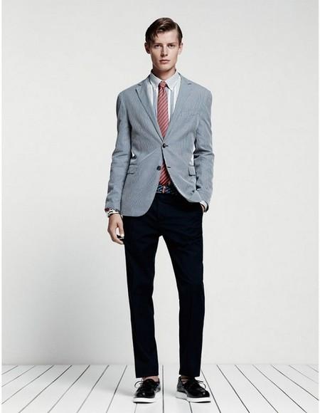 Tommy Hilfiger primavera-verano 2013: <em>sportswear</em> pero de lujo