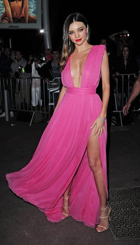 Miranda Kerr Cannes 2015 Magnum Emanuel Ungaro 3