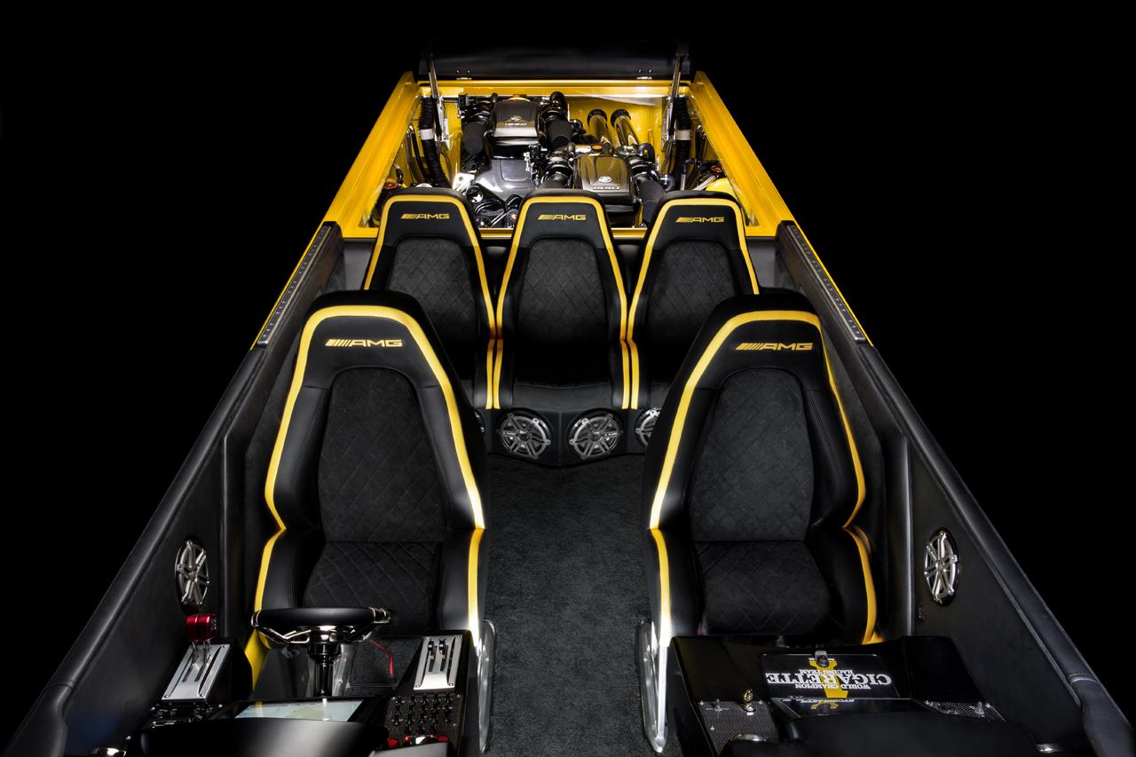Foto de Cigarette Racing 50 Marauder GT S Concept (6/7)