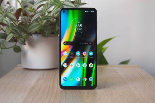 Motorola Moto G9 Plus, análisis: el verdadero 'plus' no es el tamaño, es la autonomía