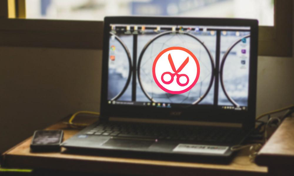 VClip: una herramienta gratis para Windows que te deja grabar tu pantalla en varios formatos y con audio incluido