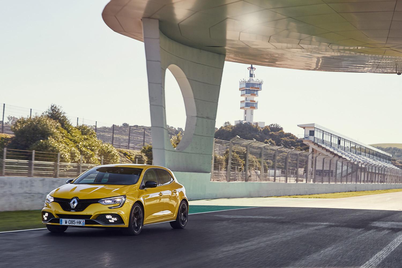 Foto de Renault Mégane R.S. 2018, toma de contacto (23/129)
