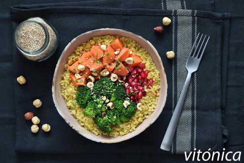Tu dieta semanal con Vitónica: menú ligero rico en frutas y verduras de temporada