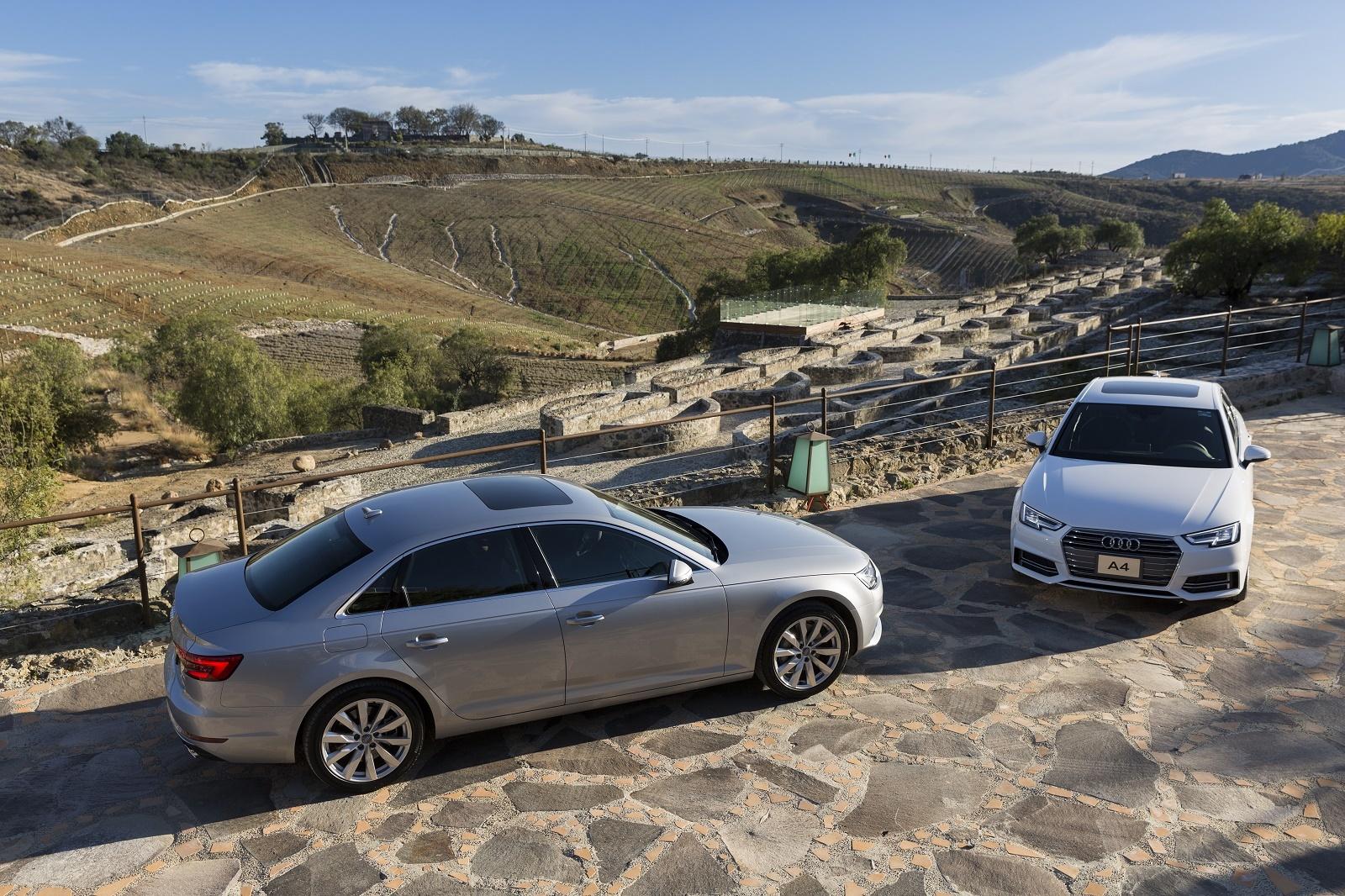 Audi A4 2017 19 19