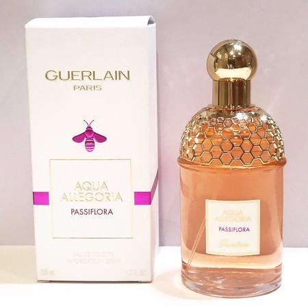 Guerlain lanza Aqua Allegoria, Passiflora, todo un lujo para la primavera. Lo probamos