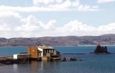 Hotel boutique en el Lago Titicaca