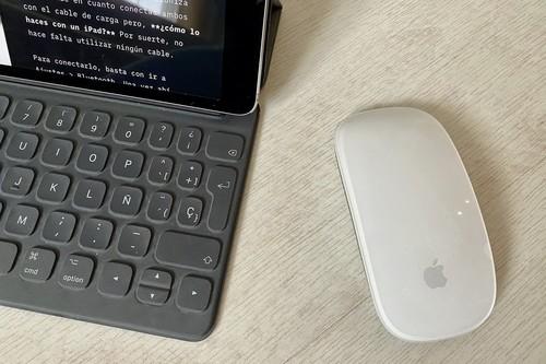 iWork y el soporte de ratón en el iPad es la herramienta que nos faltaba para ser un poco más productivos