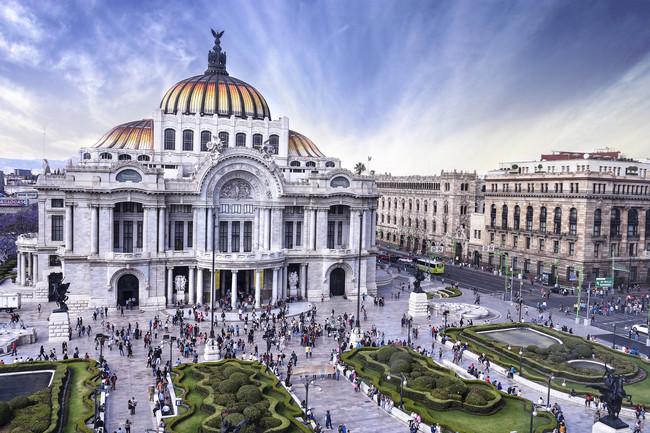 La Ciudad de México se hundió 25 centímetros después del sismo del 19 de septiembre