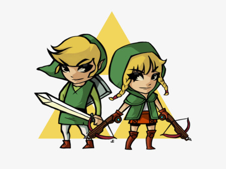 Toon Link Toon Linkle By Jellyemily D9grd6i