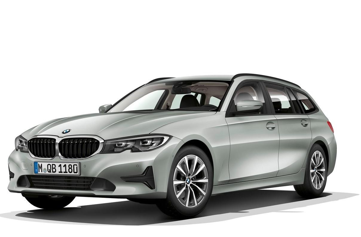 Foto de BMW Serie 3 Touring 2020 (15/28)