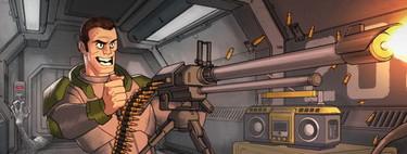 Let Them Come, el juego que ha recreado como nadie la escena de las torretas en la película Aliens: El regreso