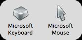 IntelliType e IntelliPoint 6.1 para Mac